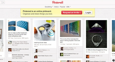 9 Tips and tricks for Pinterest | memeburn | Pinterest | Scoop.it
