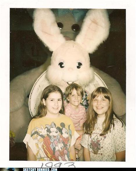 Sketchy Bunnies: Overlord Bunny is Always Watching | meme, lol & existensialism | Scoop.it