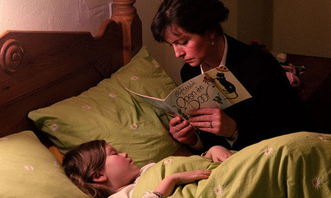 Children's bedtime stories on the wane, according to survey | Google Lit Trips: Reading About Reading | Scoop.it
