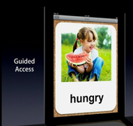 Guided Access for iPhone and iPad will benefit teachers and parents | 52 Tiger | Apple Devices in Education | Scoop.it
