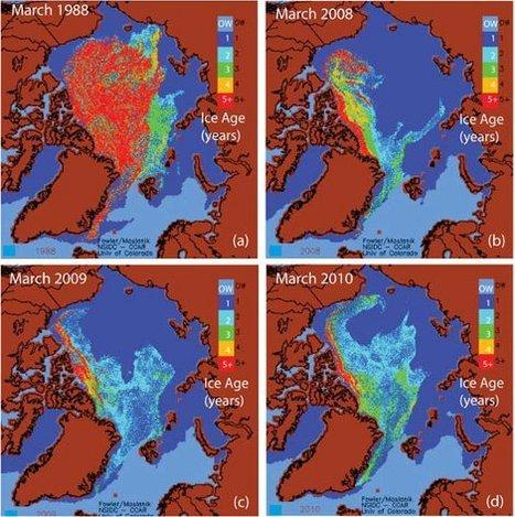 La fonte de l'Arctique, c'est bon ou mauvais pour la planète ? | Nouveaux paradigmes | Scoop.it