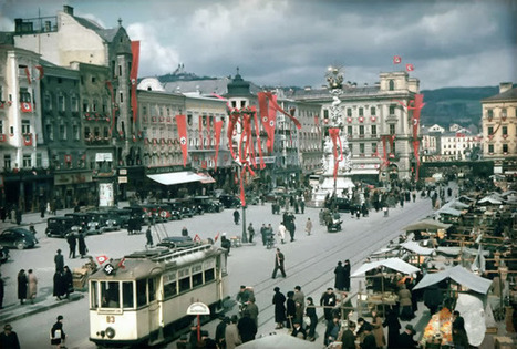vintage everyday: Rare WWII Color Photographs Taken by Hitler's Personal Photographer | History 2[+or less 3].0 | Scoop.it