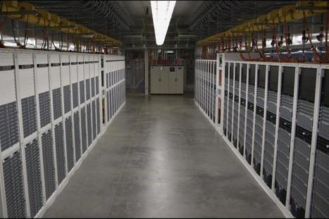 Take a look inside Microsoft's Quincy, Wash. data center | Current issues in information technology | Scoop.it