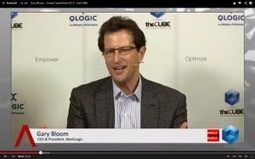 MarkLogic CEO on Oracle and NoSQL at OpenWorld 2013 | #oow13 | MarkLogic - Enterprise NoSQL Database | Scoop.it