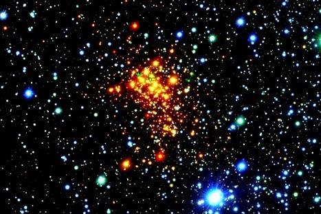 La plus grosse étoile de la galaxie s'apprête à mourir | Merveilles - Marvels | Scoop.it