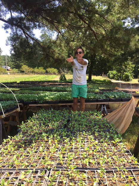 I Ditched My Business-School Plans to Become a Farmer | Organic Farming | Scoop.it