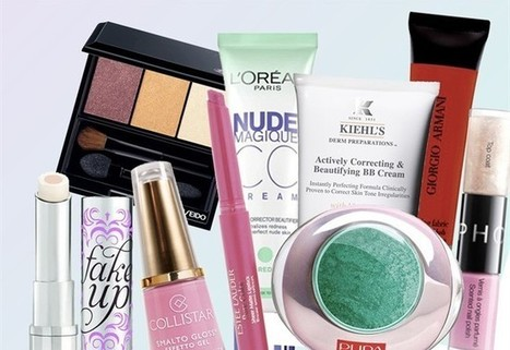 Il make-up è tutto nuovo | GroupMalia | Scoop.it