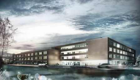 MedForCE Medical Research Center Winning Proposal / Henn Architekten | Digital-News on Scoop.it today | Scoop.it