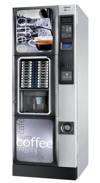 OPERA | Sensation Café | Distributeur automatique de café | Scoop.it