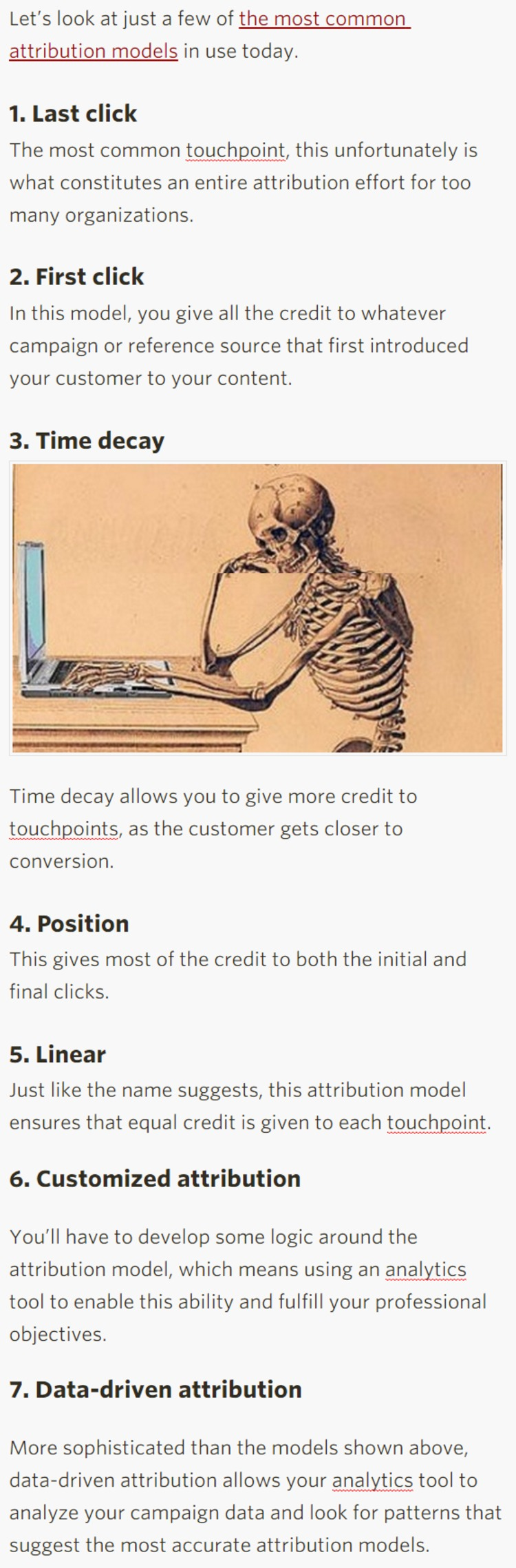 How meaningful is your campaign attribution? - ClickZ | The Marketing Technology Alert | Scoop.it