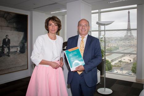 Création de l'Agence nationale de Santé publique : remise du rapport de préfiguration à Marisol Touraine | Actualités monde de la santé | Scoop.it