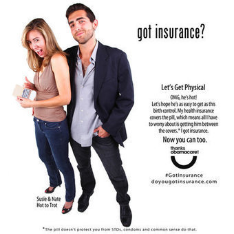 Colorado Ads Use Sex And Alcohol To Sell Health Insurance | Soup for thought | Scoop.it