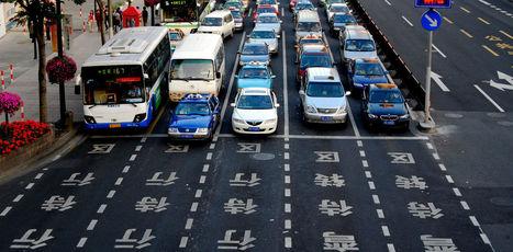 Uber China racheté par DidiChuxing oule«qui perd gagne» delaplateforme californienne | Identités de l'Empire du Milieu | Veille géographique | Scoop.it