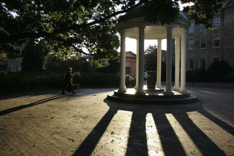 UNC-CH's revised sex assault policies | Defending Athletes & Students | Scoop.it