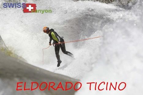 SwissCanyon | Canyoning | Scoop.it