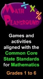 Welcome to Math Playground | Central Cambria Middle School Parent Resources | Scoop.it