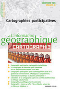 Revue L'Information géographique 2013/4, CARTOGRAPHIES participatives - Cairn.info | URBANmedias | Scoop.it