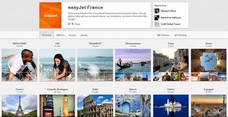 Pinterest et le Tourisme | Stratégie E-tourisme | Scoop.it