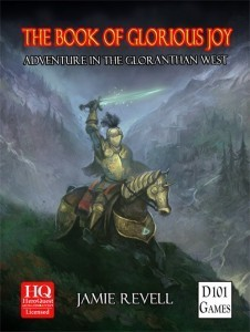 Book of Glorious Joy for HeroQuest now available | Glorantha News | Scoop.it