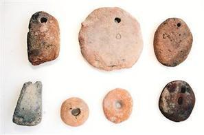 ARCHAEOLOGY - Loom weights reveal existence of weaving since 2,500 years ago | Archaeology News | Scoop.it
