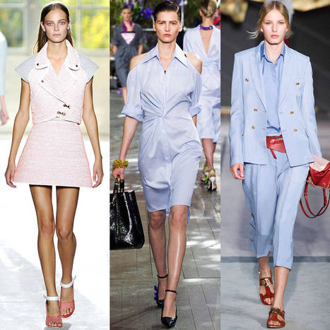 How to Dress For Work in the Heat | Palpi Fashion & Style | Scoop.it
