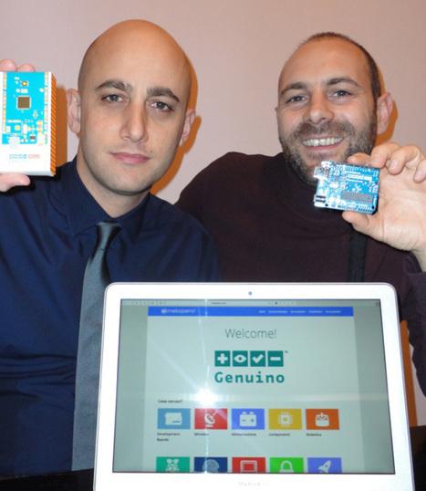 Arduino Blog – Meet Melopero: a new Genuino reseller in Italy   Raspberry Pi   Scoop.it
