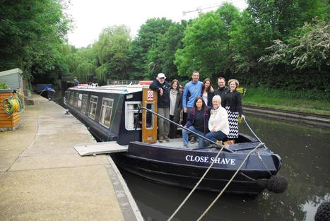 New hoist installed on canal boat will make it more accessible for disabled people, say organisers | Accessible Tourism | Scoop.it