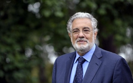 Opera singer Placido Domingo to receive freedom of the City of London - Telegraph | Opera & Classical Music News | Scoop.it