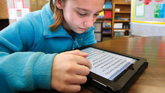Tablet computers a boon for special education programs in Aberdeen area   Technology in the Special Education Classroom   Scoop.it