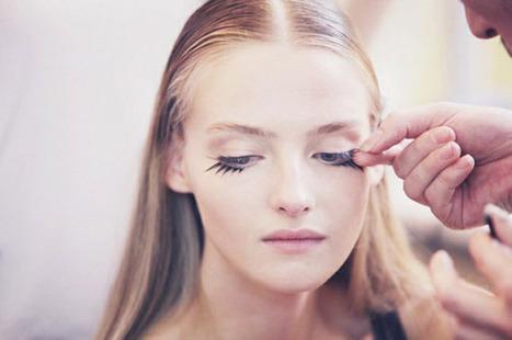 Contre Confidentielle : S'en Prendre Nos Cils | Maquillage | Scoop.it