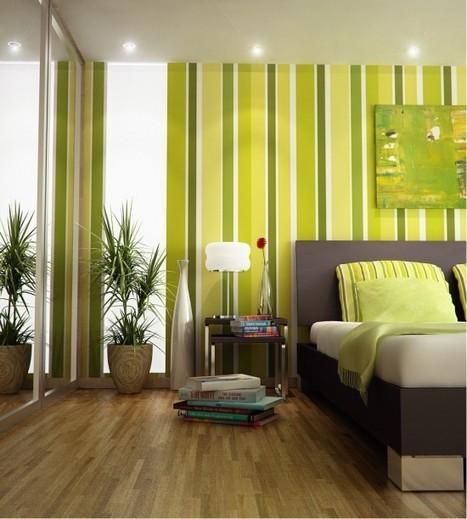 100 fotos e ideas para pintar dormitorios cuar - Decoracion pintura interiores ...