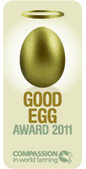 Compassion in World Farming - Good Egg | Animal Cruelty | Scoop.it