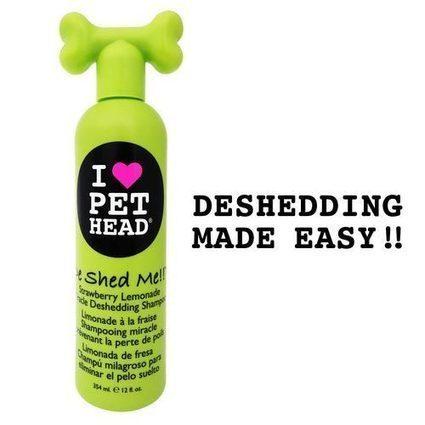 De Shed Me Miracle Deshedding Shampoo Strawberry Lemonade - Cats, Dogs, and Pets | Entrepreneural Spirit | Scoop.it