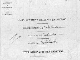 Murmures d'ancêtres: #Généathème : une famille sous l'œil des recensements | GenealoNet | Scoop.it