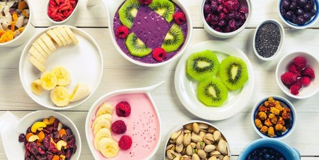 6 Reasons Eating a Vegan Diet Is Healthy for You | Nutrition Today | Scoop.it