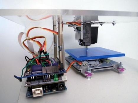 Biohackers Create a DIY Bioprinter | Tissue  and organ Engineering and Manufacturing | Scoop.it