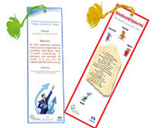 Watford Printing: Custom designed promotional Bookmark London | Printing Services | Scoop.it