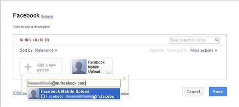 But Seriously... — How to Update Facebook From Google+ (Without Using an Extension) | Google+ & Google News | Scoop.it