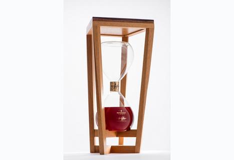 Cognac, la Maison J.A. Renault dévoile Hourglass Age du Temps, distillé en 1950 à Saint Preuil   Le Cognac et son vignoble   Scoop.it