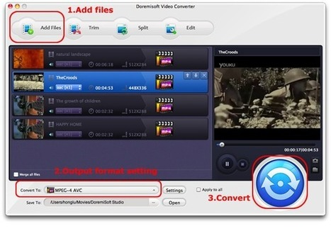 How to convert MKV to iMovie on Mac with Mac MKV to iMovie Converter? | MKV to AVI on Mac - How to Convert MKV to AVI for Mac with Mac MKV to AVI Converter? | Scoop.it
