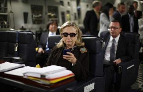 Hillary Clinton's arrival on Twitter leaves followers wondering what's next | Scrapbook | Scoop.it
