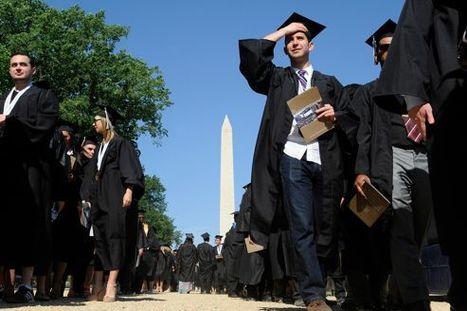 Les prêts étudiants font trembler l'Amérique | L'enseignement dans tous ses états. | Scoop.it