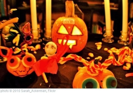 The Best Websites For Learning About Halloween | Larry Ferlazzo's Websites of the Day… | Brainfriendly, motivating stuff for ESL EFL learners | Scoop.it