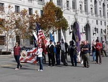 San Francisco Elks Lodge Shows Support for Veterans with Meals and More | Random Life | Scoop.it