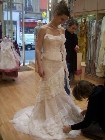 Robe neuve cymbeline pas cher d'occasion 2012 - Rhône Alpes - Rhône - Occasion du Mariage | la mode | Scoop.it