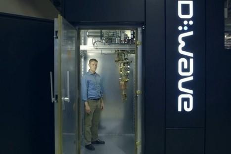 Quand l'ordinateur quantique de Google calcule 100 millions de fois plus vite qu'une machine classique | Jaclen's technologies | Scoop.it