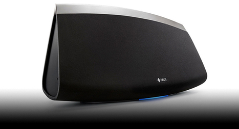 Denon's HEOS Wireless Home Audio Speakers | Home Theater Speakers | Scoop.it