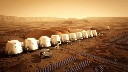 Mars One To Build Simulated Colony For One-Way Astronauts | Space matters | Scoop.it