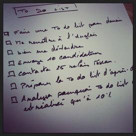 Haut Les Coeurs !: Vive la done list ! Et stop à la to-do list...   La recherche du bonheur   Scoop.it