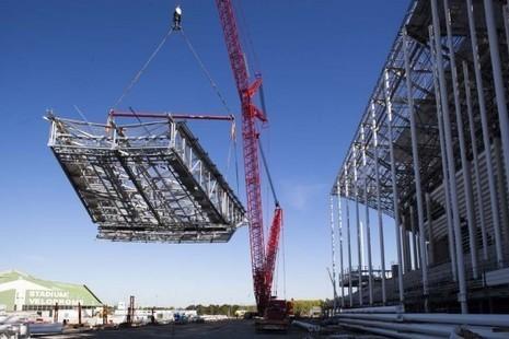 La France en tête du classement 2014 des acteurs de la construction en Europe   Construction l'Information   Scoop.it